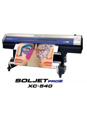 XC 540 Soljet Pro 3