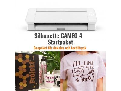 Cameo 4 Startpaket (Vit)