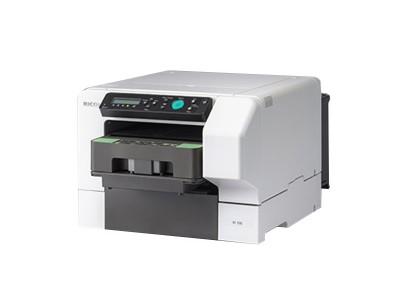 RICOH Ri 100 DTG printer (Direct to Garment)