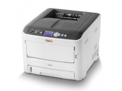 OKI C612n LED Laser 4-färgs skrivare